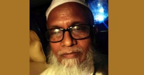 নারায়ণগঞ্জ জেলা হেফাজতের সেক্রেটারী আটক