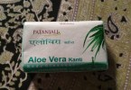 PATANJALI ALOE VERA SOAP REVIEW