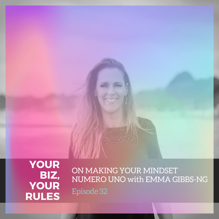Creating a success mindset with Emma Gibbs-Ng