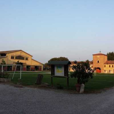 Mantua, Italy- Corte Virgiliana- Dairy Farm and Agriturismo