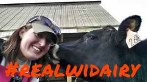 Take a moment and get the rest of the story straight from the farmers mouth. Check out #RealWiDairy.