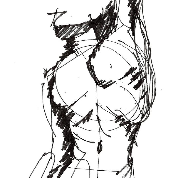Julian Ashton Art School Life Drawing