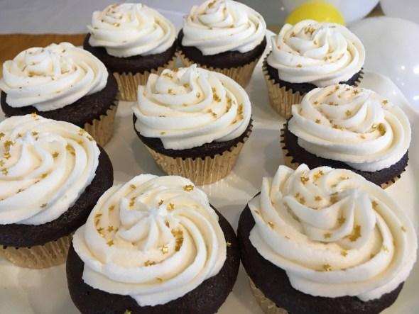 Wacky Cake Cupcakes
