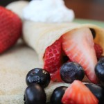 egg-free, dairy-free crepes