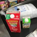 milk and egg white for OIT dose