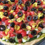 Dairy Free Mediterranean Hummus Dip