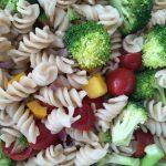 Easy Dairy Free Pasta Salad