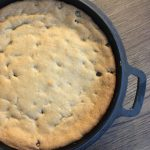 Pizzookie (Dairy, egg, and nut free)