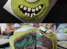 montster's university cake