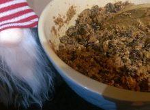 Christmas Pudding Mix