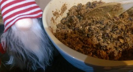Christmas Pudding Mix