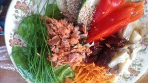 Tuesday's Salad