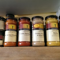 Meridian DF Sauces