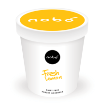 nobó Fresh Lemon (Image: nobó)