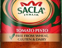 Sacla Free From Tomato Pesto