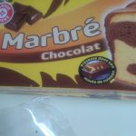 Marble Cake *may contain traces of milk