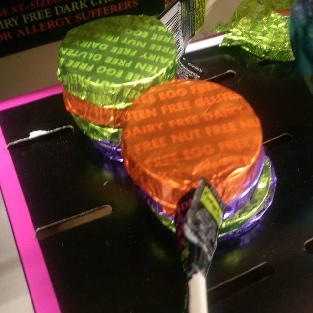 Kinnerton Chocolate Lollipops