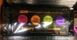 Kinnerton Luxury Dark Chocolate