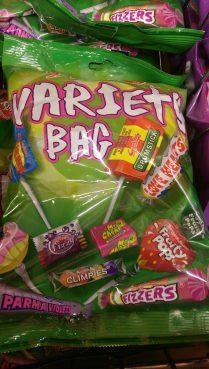 Swizzles Variety Bag