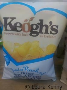 Keoghs Just a Pinch of Atlantic Sea Salt