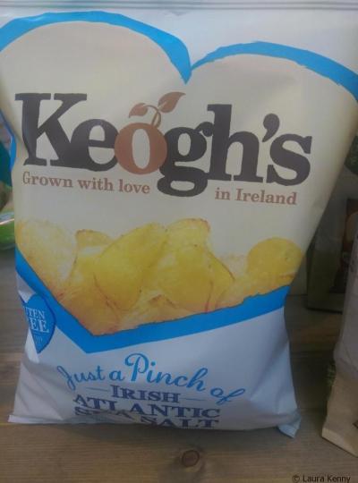 Keoghs Just a Pinch of Atlantic Sea Salt