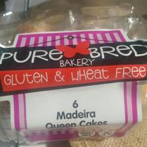 Purebred Madeira Queen Cakes