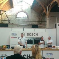 Keith Kenny Cookery Demo