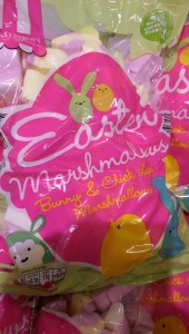 Easter Marshmallows from Aldi