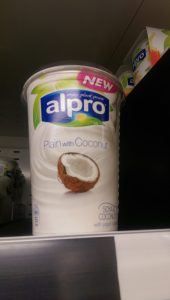 Alpro Plain with Coconut