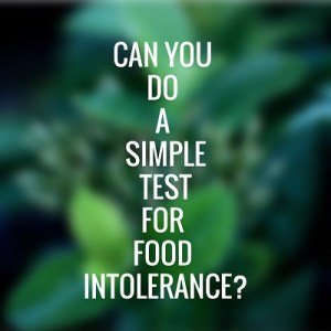 Can you do A SimpleTestFor Food