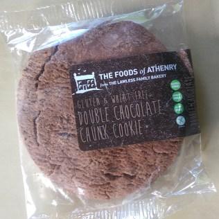 Double Chocolate Chunk Cookie