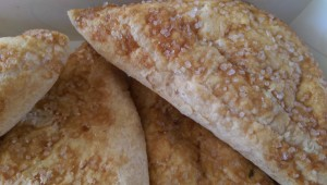 Bramley Apple Turnovers