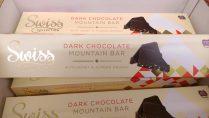 Swiss Dark Choc Mountain Bar