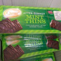 Choceur Mint Thins
