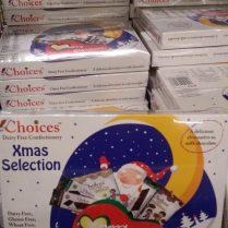 Choices Xmas Selection