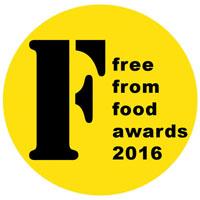 FreeFrom Food Awards 2016