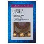 Tesco finest salted caramel flavoured egg - milk, wheat & gluten free