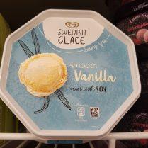 Vanilla Swedish Glace