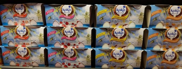 koko yogurts
