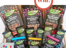 win the raw chocolate company goodies