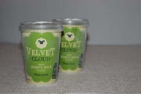 Velvet Cloud Sheeps Yogurt