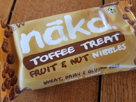 Nakd Toffee Treat