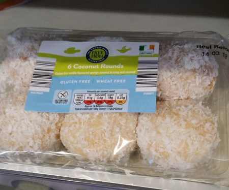 Coconut Rounds Aldi