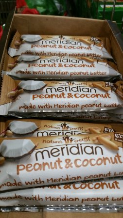Meridian Peanut Bar