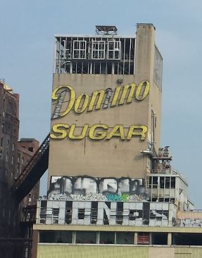 Domino Sugar factory