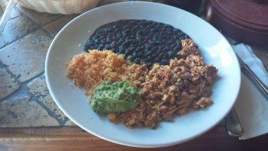 El Paso Restaurant - Huevos y Chorizo