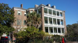 Grand home on King Street, Charleston, SC