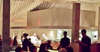 Open Kitchen at Morimoto's