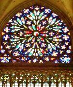 St. Ouen Rose Window