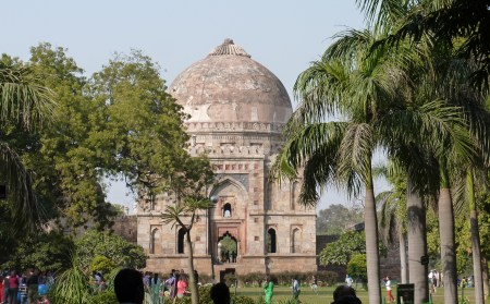 New Delhi National Museum and Lodi Gardens